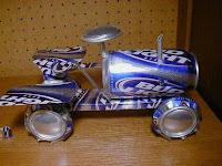 Manualidades con material reciclado - Juguetes con latas