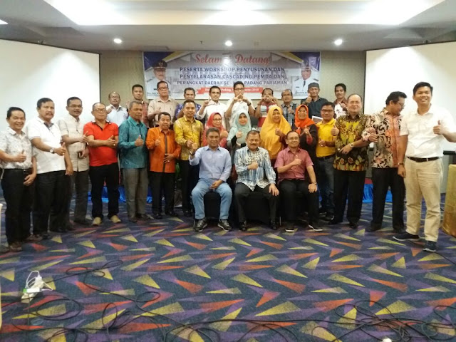 Ali Mukhni Tahun Ini Targetkan Nilai 'A' Untuk LAKIP Padangpariaman