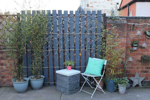 how to create a screen for garden privacy