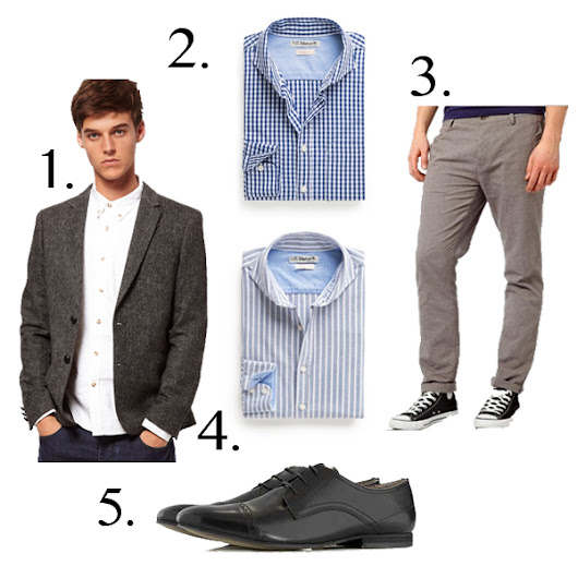 Menswear Monday: Businessman Dress To Impress