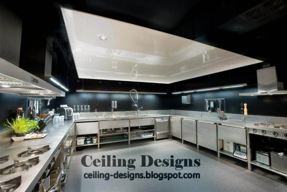 what is PVC ceiling