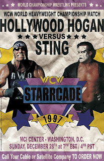 WCW Starrcade 1997 review - Event Poster