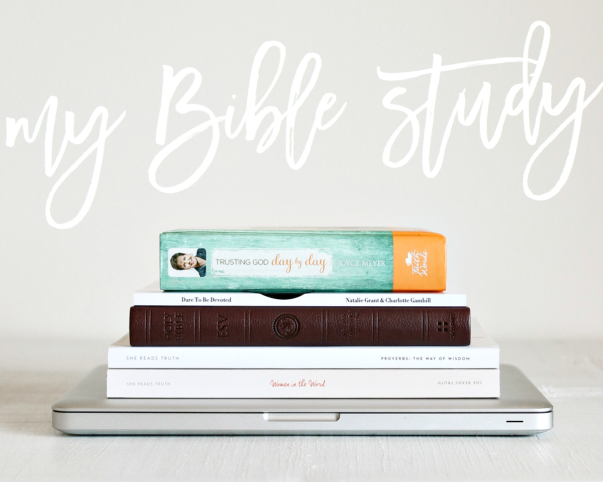 How I Read + Study My Bible | A Girl, Obsessed