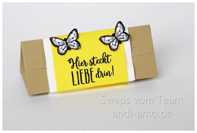 Stampin Up Team-Swaps andi-amo Verpackung Lippenstift