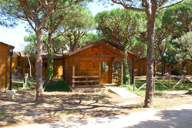 Spanien, Camping,