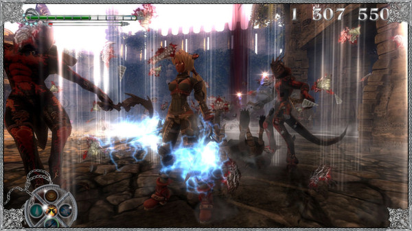 X-Blades PC Game Free Download Screenshot 3