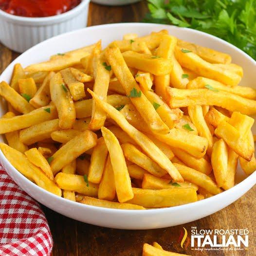 Air Fryer Frozen Fries