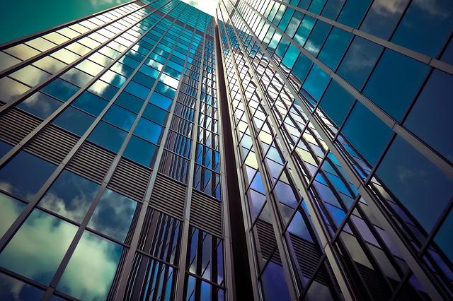 Architecture Skyscraper Glass Facades Modern Facade