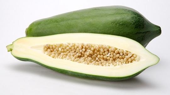 dinh dưỡng có trong đu đủ xanh