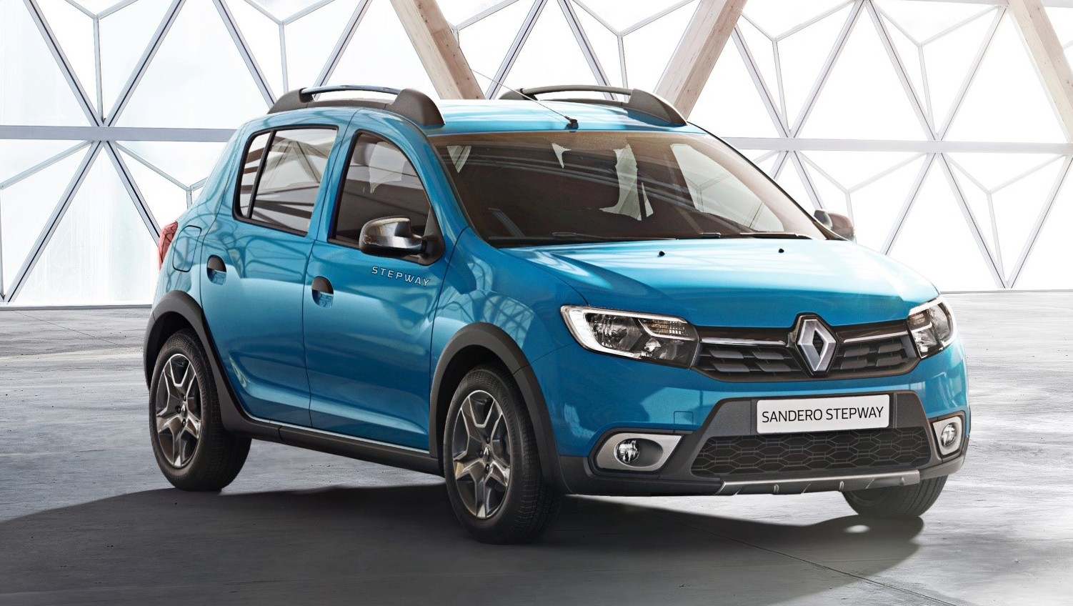 los renault logan sandero y sandero stepway se renuevan en europa autoblog uruguay autoblog. Black Bedroom Furniture Sets. Home Design Ideas