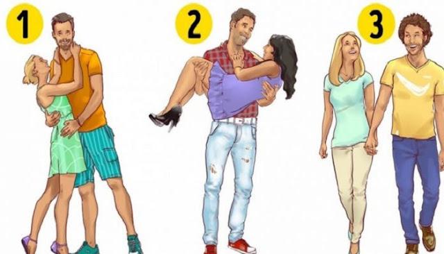Επιλέξτε το πιο ευτυχισμένο ζευγάρι