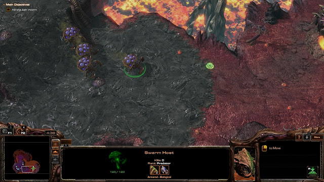 StarCraft 2 | Swarm Host