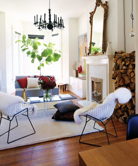 Mix And Chic Home Tour A Designer S Stylishly Casual Home