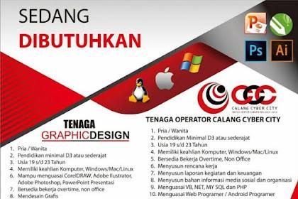 Lowongan Kerja Media Center Kabupaten Aceh Jaya