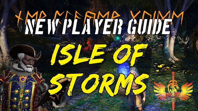 What Is The Isle Of Storms? • Shroud Of The Avatar