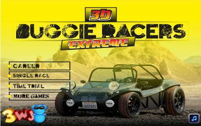 3D Buggy Racers Extreme - Jeu de Course sur PC