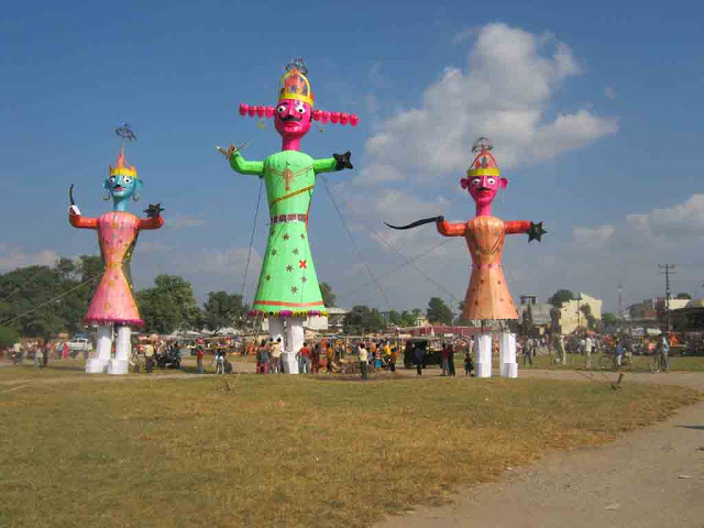 ravan-jalne-ki-photo