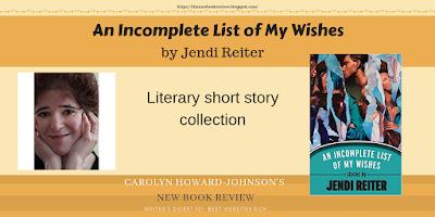 Leslie C. Halpern Shares MyShelf Review of Jendi Reiter's Short Story Collection