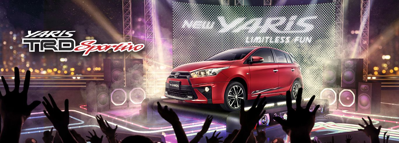 Yaris Sportivo Toyota Murah di Pontianak