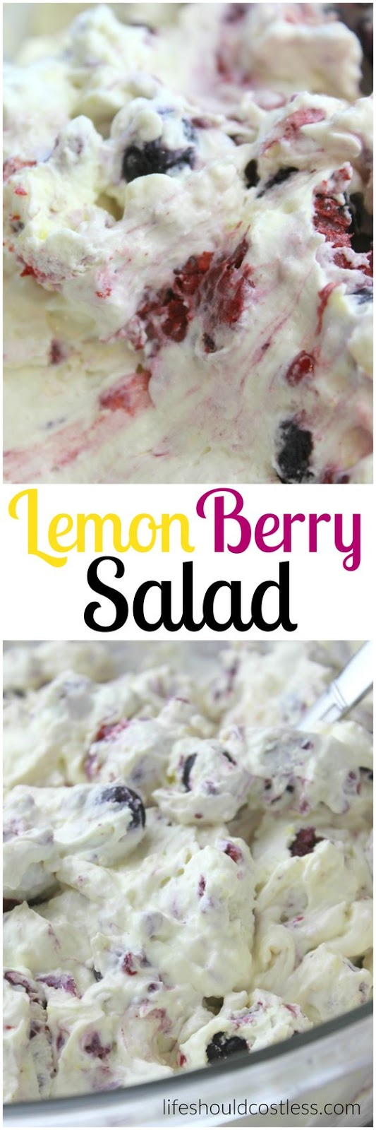 Lemon Berry Salad