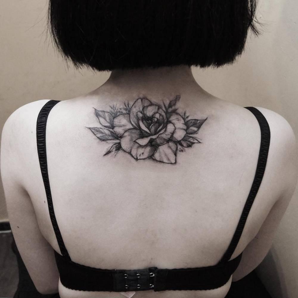 Mytattoolandcom Black And Grey Roses