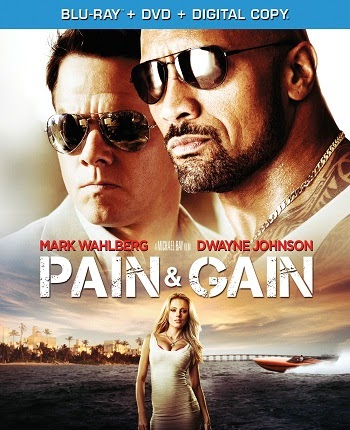 Pain & Gain 2013 Dual Audio 720p BRRip 1.1Gb