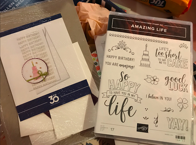 On Stage 2018 Swaps & Freebies & Sneak Peeks