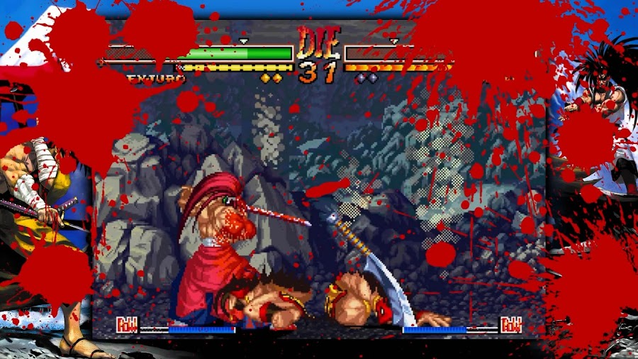 samurai shodown v special playstation 4