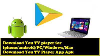Download You TV player for iphone