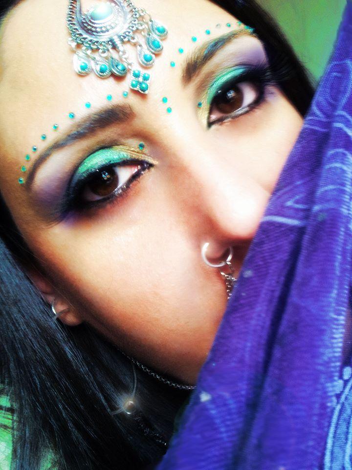 Conosciuto Make up ispirato a PaolaP India Collection HG47