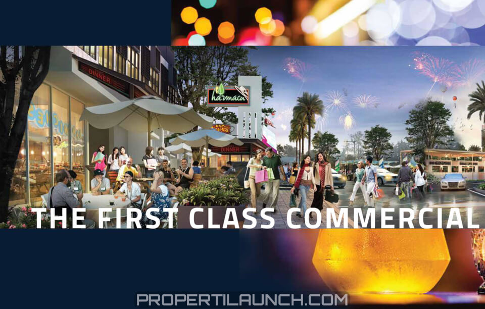 First Class Commercial West Park BSD City