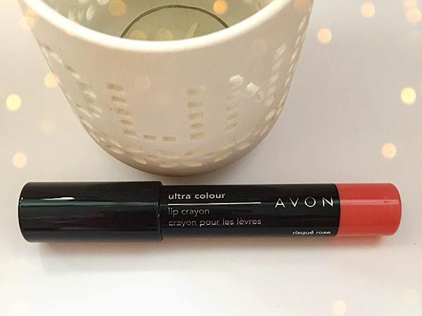 Avon Ultra Colour Lip Crayon