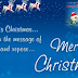 Happy Christmas Status Quotes Wishes for Whatsapp Facebook