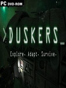 Duskers (GOG) - PC (Download Completo em Torrent)