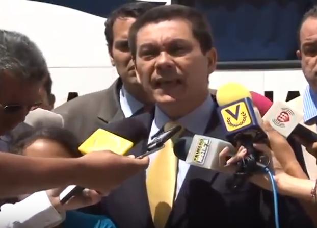 Fernando Albán llegó a solidarizarse con los presos de El Rodeo - Era un luchador incansable