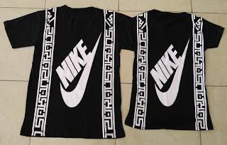 Jual Online Nike Selendang Couple Murah Jakarta Bahan Combed Terbaru