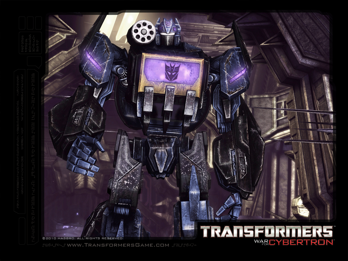 transformers matrix wallpapers soundwave g1 3d