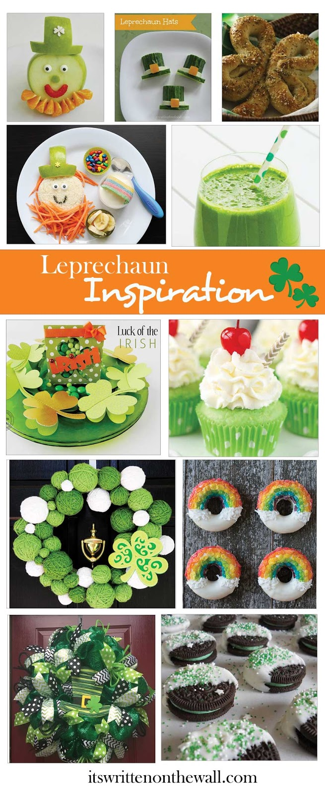 Apple Leprechaun