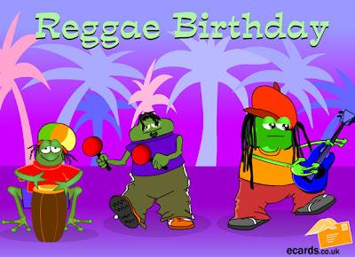 Free Ecards Singing Dancing Have A Reggae Birthday Jpg 400x290 Happy Email Card