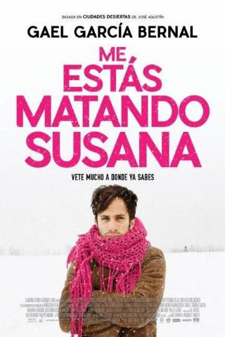 Me estás matando Susana [2016] [DVDR] [NTSC] [Latino]