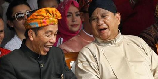 Prabowo: Saya Yakin Jokowi Niatnya Baik, tapi Dikelilingi Penjilat