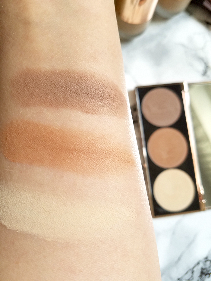 Review: nude by nature - Contour Palette 4 Madame Keke Beauty Blog