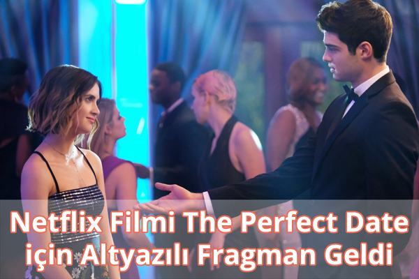The Perfect Date Fragman İzle
