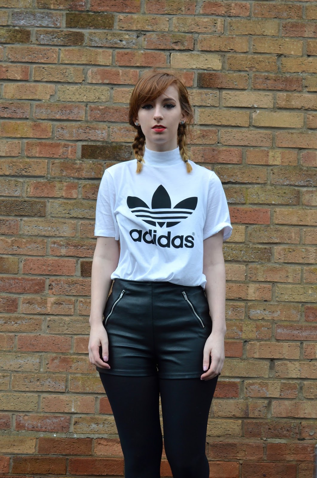 Street Style wearing Adidas