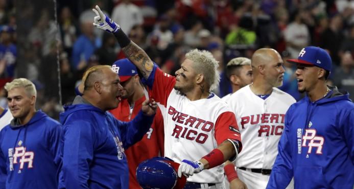 Yadier Molina y Puerto Rico terminan con el invicto dominicano en el Clásico