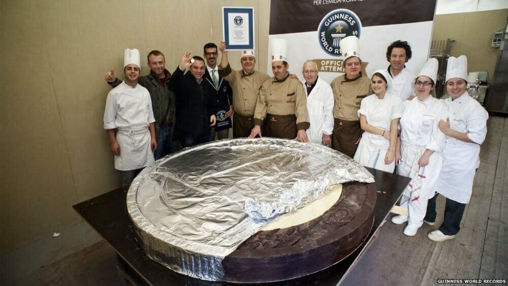 Dünya'nın En Büyük Çikolatası