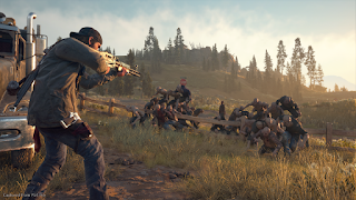 Offline PC game Days Gone free