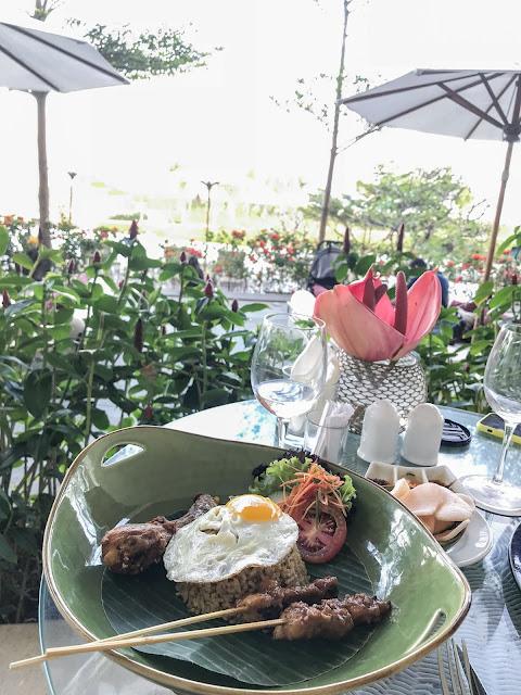 luxury ristorante bali