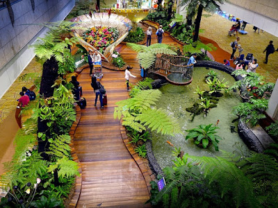 taman-indoor-changi-singapura