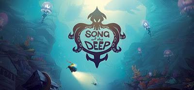 صورة  لتجربة العبة Song of the Deep الرحلة تحت الماء و تحدي اللاعبين في جهاز الحاسوب